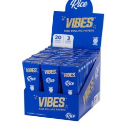 vibes cones rice king 1296x The Weed Blog - Cannabis News, Culture, Reviews & More