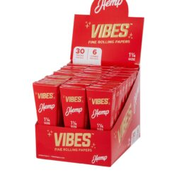 vibes cones hemp 1.25 1296x The Weed Blog - Cannabis News, Culture, Reviews & More