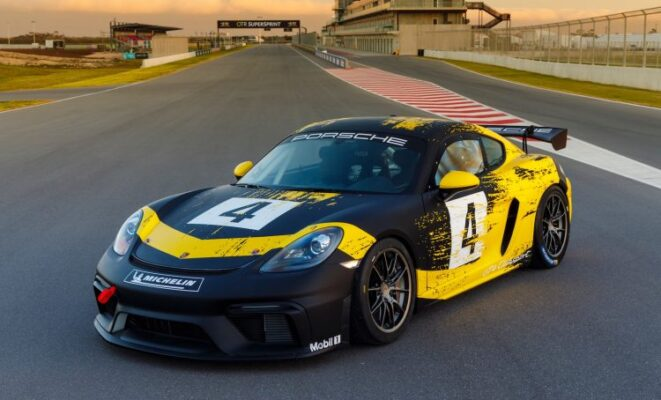 2020 Porsche 718 Cayman GT4 Clubsport first Australian delivered 6 750x454 1 The Weed Blog - Cannabis News, Culture, Reviews & More