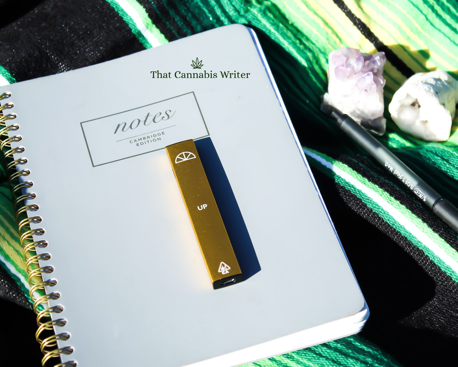 PodTonesNotebook Final 1 The Weed Blog - Cannabis News, Culture, Reviews & More